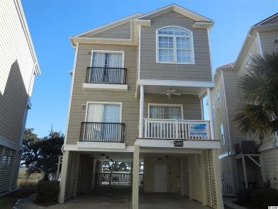 North Myrtle Beach Single Family Home For Sale: 2408 Pointe Marsh Lane