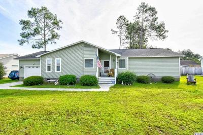 Myrtle Beach Single Family Home For Sale: 704 Chippendale Dr