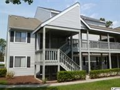 Surfside Beach Condo/Townhouse For Sale: 1880 Auburn Ln. #24-G