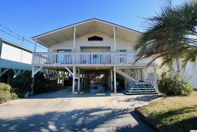 North Myrtle Beach Single Family Home For Sale: 332 54th Ave N