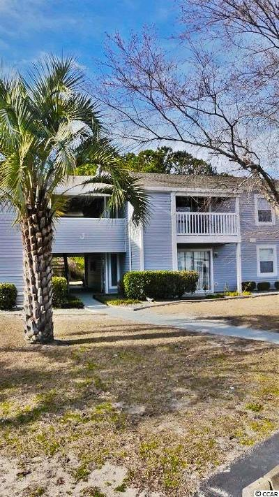 Surfside Beach Condo/Townhouse Active-Pend. Contingent Contra: 1356 Glenns Bay Rd. #208-J