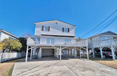 North Myrtle Beach Single Family Home For Sale: 310 35th Ave N