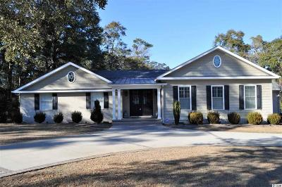 Myrtle Beach Single Family Home For Sale: 221 Myrtle Lane
