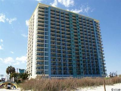 Georgetown County, Horry County Condo/Townhouse For Sale: 504 N Ocean Blvd. #unit 307
