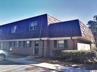 Conway Condo/Townhouse For Sale: 1025 Carolina Road #R4
