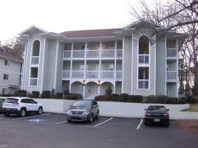 Little River Condo/Townhouse For Sale: 4640 Greenbriar Drive #C5