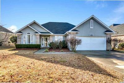 Myrtle Beach Single Family Home For Sale: 2380 Clandon Dr.