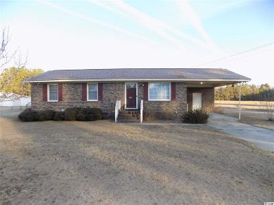 Loris Single Family Home For Sale: 1595 Highway 915