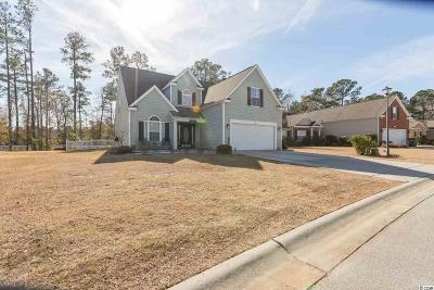 Myrtle Beach Single Family Home For Sale: 2483 Windmill Way