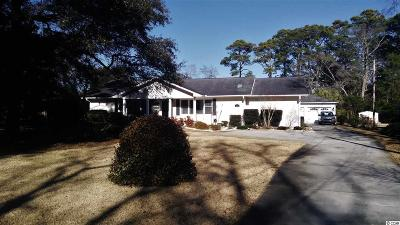 North Myrtle Beach Single Family Home For Sale: 720 Holloway Cir.