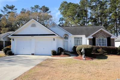 Myrtle Beach Single Family Home For Sale: 4841 Southern Trail