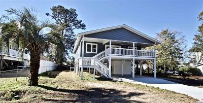 Garden City Beach SC Single Family Home For Sale: $374,900