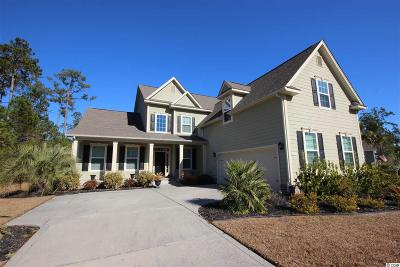 Murrells Inlet Single Family Home Active-Pend. Cntgt. On Financi: 57 Summerlight Drive