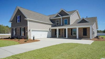 Myrtle Beach Single Family Home For Sale: 4912 Oat Fields Dr.