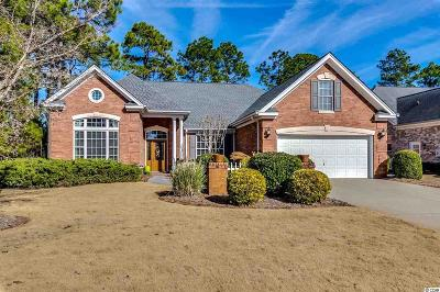 Myrtle Beach Single Family Home For Sale: 4245 Congressional Dr.