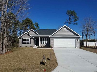 Myrtle Beach Single Family Home For Sale: 730 Antler Ridge Cove