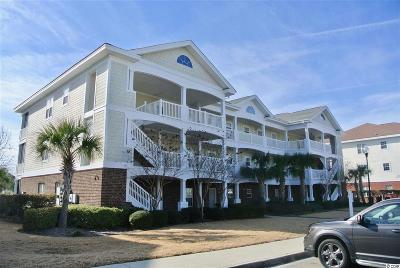 North Myrtle Beach Condo/Townhouse For Sale: 6203 Catalina Dr #1321