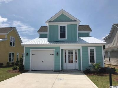North Myrtle Beach Single Family Home Active-Pend. Cntgt. On Financi: 5308 Sea Coral Way
