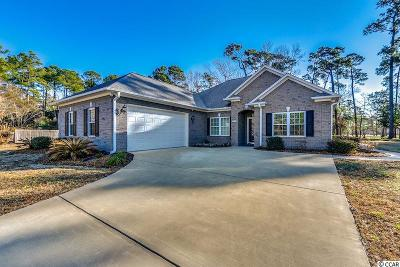 Myrtle Beach Single Family Home For Sale: 216 Green Lake Drive