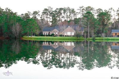 Murrells Inlet Single Family Home For Sale: 4419 Indigo Lane
