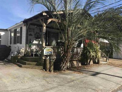 Myrtle Beach Single Family Home For Sale: 6001 S Kings Highway