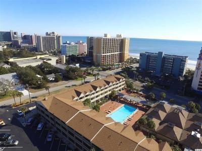 Myrtle Beach Condo/Townhouse For Sale: 6803 N Ocean Boulevard #328
