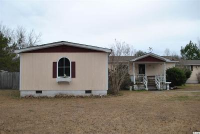 Loris Single Family Home For Sale: 2175 Jasmine Road