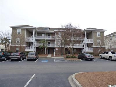 Garden City Beach, Litchfield, Murrells Inlet, Pawleys Island, Atlantic Beach, Aynor, Cherry Grove, Conway, Grean Sea, Green Sea, Little River, Longs, Loris, Myrtle Beach, North Myrtle Beach, Surfside Beach Condo/Townhouse For Sale: 304 Kiskadee Loop #B