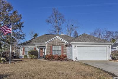 Myrtle Beach Single Family Home Active-Hold-Don't Show: 3906 Windsor Rd.