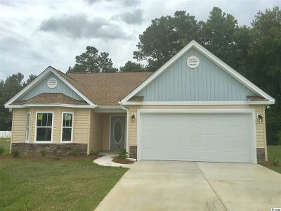 Conway Single Family Home For Sale: 3472 Holly Loop