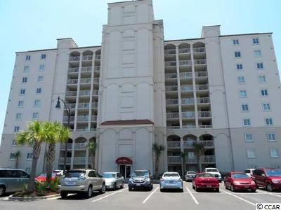 North Myrtle Beach Condo/Townhouse For Sale: 2151 Bridgeview Court #1-503 #1-503