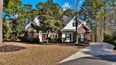 Myrtle Beach Single Family Home For Sale: 1290 Strathmill Court