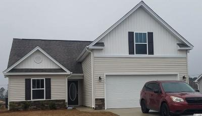 Conway Single Family Home For Sale: 3453 Holly Loop