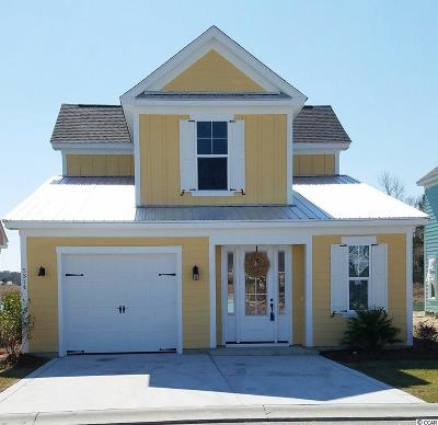 North Myrtle Beach Single Family Home For Sale: 5314 Sea Coral Way