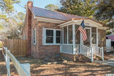 Conway Single Family Home For Sale: 1106 Temple St.