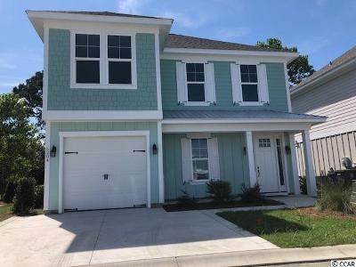 North Myrtle Beach Single Family Home For Sale: 5204 Sea Coral Way