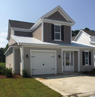 North Myrtle Beach SC Single Family Home For Sale: $329,900