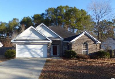 Conway Single Family Home Active-Pending Sale - Cash Ter: 3028 Dewberry Dr.