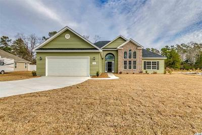 Conway Single Family Home For Sale: 302 Country Club Drive