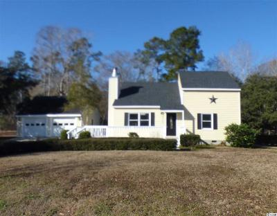 Conway Single Family Home For Sale: 3582 Steamer Trace Rd