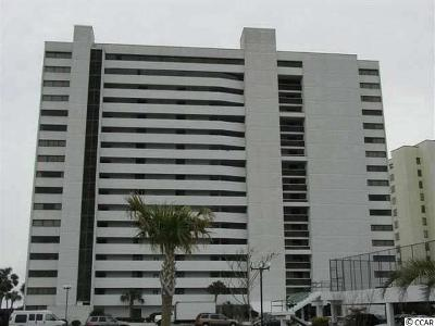 Myrtle Beach Condo/Townhouse For Sale: 9500 Shore Drive #4-A