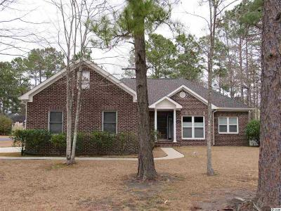 Myrtle Beach Single Family Home For Sale: 308 Sunnehanna Drive