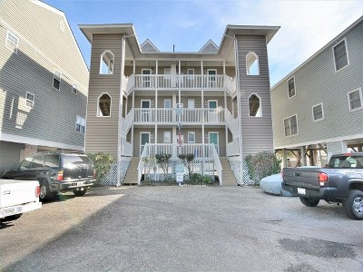Surfside Beach Condo/Townhouse For Sale: 115 S Ocean Boulevard #101