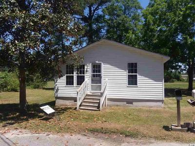 Loris Single Family Home For Sale: 3055 Chestnut St