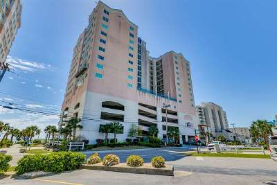 North Myrtle Beach Condo/Townhouse For Sale: 2001 S Ocean Blvd. #806