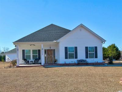 Conway Single Family Home For Sale: 309 Adoniram Dr