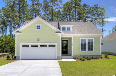 Murrells Inlet Single Family Home For Sale: 1047 Longwood Bluffs Cir