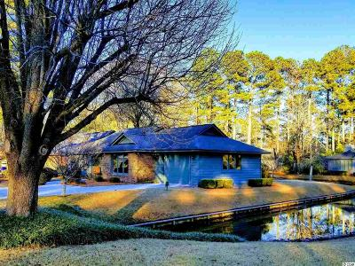 Conway Single Family Home For Sale: 101 Boxwood Lane