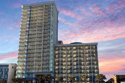 Myrtle Beach Condo/Townhouse For Sale: 2504 N Ocean Blvd #1732