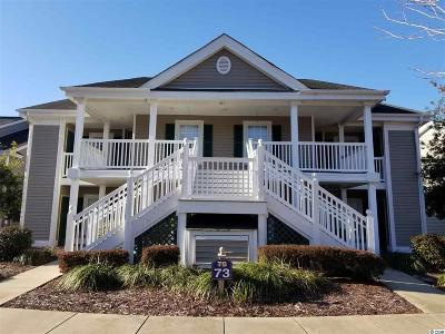 Pawleys Island Condo/Townhouse Active-Pending Sale - Cash Ter: 641 Blue Stem Drive #73B